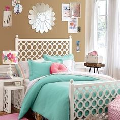Outstanding Room Color Ideas for Teenage Girls: Amazing Teen Room ...