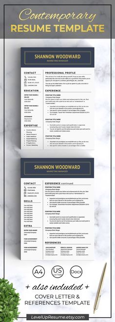Resume template Modern resume templates Creative resume professional C… College Resume Template, Modern Resume Template, Creative Resume Templates, Resume Tips, Resume Examples, Job Resume, Cv Tips, Business Resume, Resume Help