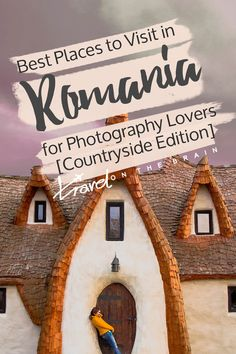 Best Places to Visit in Romania for Photography Lovers – Countryside Edition - Travel on the Brain Backpacking Europe, Europe Travel Tips, European Travel, Budget Travel, Travel Hacks, Travel Ideas, Beautiful Places To Visit, Cool Places To Visit, Places To Travel