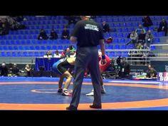 Kentchadze (GEO) - Saeb (Setaregan - IRI) FS 74 kg World Wrestling Clubs Cup 2016