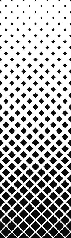 FREE vector graphics - black and white diagonal square pattern background