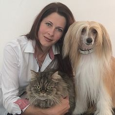 Tatiana Lisichkina - spolumajitelka VIP PETS Pet Hotel, Vip, Hotels, Luxury, Pets, Animals, Animals And Pets, Animales, Animaux