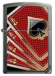 Zippo Custom Lighter Card Suites 4 Aces Gambling Black Ice >>> Read more at the image link. (This is an affiliate link) Custom Lighters, Cool Lighters, Cool Zippos, Zippo Usa, Zippo Collection, Light My Fire, Pocket Light, Outdoor Survival, Men Accessories