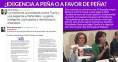 """La movilización del próximo domingo, identificada como """"Vibra México"""", se transformó –en apenas unas horas– de una marcha que buscaba la transparencia y la rendición de cuentas de Gobierno, en un evento en donde algunos de sus promotores piden apoyar a la administración Peña Nieto en las negociacion"""