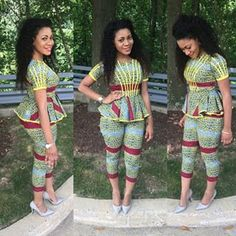 Creative Ankara Style for Ladies http://www.dezangozone.com/2015/07/creative-ankara-style-for-ladies_25.html - Ankara Design ~African fashion, Ankara, kitenge, African women dresses, African prints, Braids, Nigerian wedding, Ghanaian fashion, African wedding ~DKK