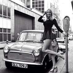 1971 Mini MKIII