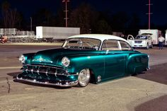 '53-54 Chevy Bel Air~
