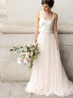 Beautiful Bridal Separates for the Modern Bride | Confetti.ie