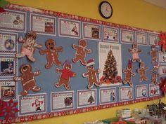 a faithful attempt: Kindergarten Gingerbread Men