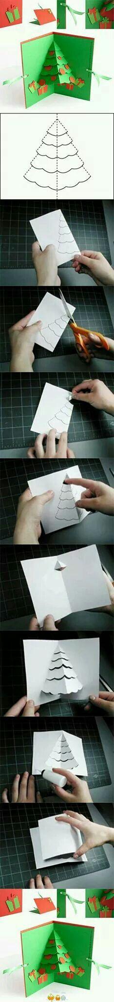 tarjeta paso a paso
