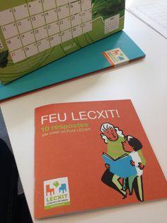 Avui reunió del Lecxit - Lectura per a l'Èxit Educatiu, amb els diversos departaments de l'Ajuntament d'#Esparreguera, per encarar el curs 2015-2016
