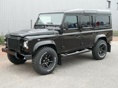 #LandRover Defender try it out. i like them so much