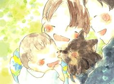 Yoshikazu×Sami×Osuke   東京の家族   Lovegraph(ラブグラフ)カップルフォトサイト