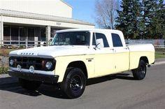 68 Dodge Crewcab D200