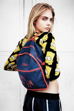 We Knew Her When: Cara Delevingne Opened Up to Style.com Back in 2012—Read Our Profile of the Model-Turned-Actress Here - Gallery - Style.com