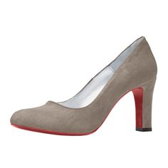 This Karly heel is a timeless and elegant heel. Whit a charming heel of 6.5 centimeters. This pump is available in many bright colors. Create your own Karly pump here: http://myown-style.com/product/karly/501/501/968/ #Karly #heels #heel #pumps #highquality #high #quality #manybrightcolors #many #brightcolors #colors #taupe #red #leather #create #your #own #createyourown #elegant #unique #hakken #tijdloos #leer #uniek #origineel #taupe #rood #leer #creatief #DIY #ontwerpen…