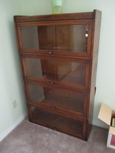 SECTIONAL BARRISTER'S BOOKCASE Estate sale from classy Upper Hunt Club home – 114 Topley Crescent, Ottawa ON. Sale will take place Sunday, May 10th 2015, from 8am to 2pm. Visit www.sellmystuffcanada.com to view photos of all available items!