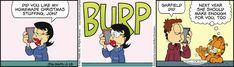 Garfield by Jim Davis for Dec 28, 2017 | Read Comic Strips at GoComics.com