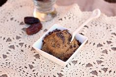 figure-friendly cookie dough dessert bowl