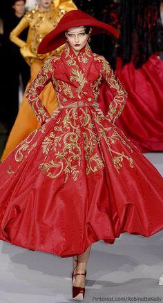 Christian Dior Haute Couture | F/W 2007