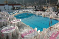 La Porta Restaurant Yacht Club Alanya Turkey - Oplagt valg, men eksklusivt