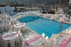 La Porta Restaurant Yacht Club Alanya Turkey - Oplagt valg, men eksklusivt