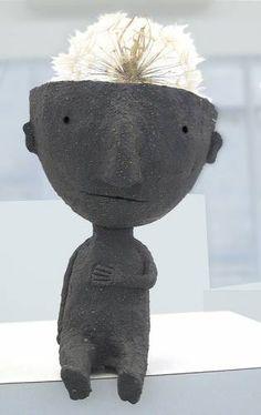 Christian Voltz, ceramic sculpture