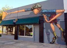 Florida's Outdoor Building Murals Have Become Big Attractions ...