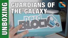 Nerd Block Unboxing April 2015 #NerdBlock