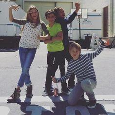 The cast of \'Nicky, Ricky, Dicky, & Dawn\'