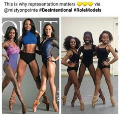 As a black ballerina myself (in training) I have to say I'm loving this! Black Girls Rock, Black Girl Magic, Black Is Beautiful, Beautiful People, Beautiful Person, Beautiful Things, Afro, Black Ballerina, By Any Means Necessary