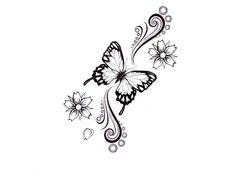 I want to get this, butterfly-blue and green, flowers pink and white!