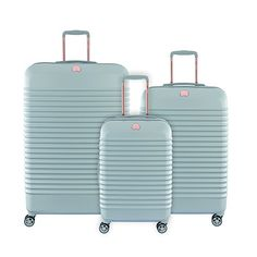 Delsey Bastille Lite Collection Home - Bloomingdale's Cute Luggage, Best Carry On Luggage, Luggage Sets, Travel Luggage, Travel Bags, Dance Competition Bag, Cute Suitcases, Trolley Bags, Luxury Bags