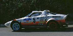 Lancia Stratos Tabaton Tedeschini targa 1982