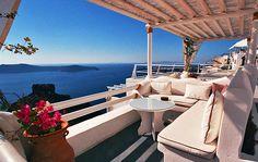 sunny villas / santorin