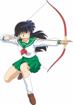 Kagome Higurashi - Inuyasha  this is one I've wanted to do since I was a child. Being my first Anime I've just found I don't look like her enough but it would still be an easy fun one. :)