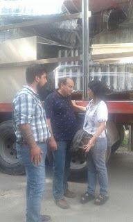 Así Somos: Ariel Rivero recibió y entregó elementos del Tren ...