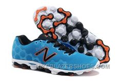 new arrival 44832 04b2c New Balance Minimus Ionix 3090 Mens Shoes Blue Black Orange 2014 For Sale  7Cz6 New Balance