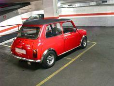 Mini Cooper 1974 (Trasera)