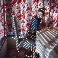 Florette, Vence, France, 1954. - (J. H. Lartigue, Ministero della cultura francese/ Aajhl)