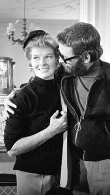 Katherine Hepburn & Peter O'Toole. Two of the greats <3