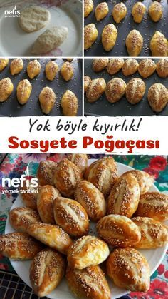 Greek Cooking, Cooking Time, Tea Time Snacks, Tasty, Yummy Food, Kefir, Dessert, Bread Baking, Cake Recipes