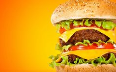 Gallery for - cheeseburger wallpaper