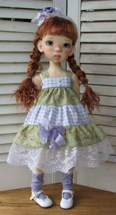 MY Dolly AND ME 5 Piece Outfit RAG Doll Fits Kaye Wiggs MEI MEI AND MSD BY DCH | eBay: