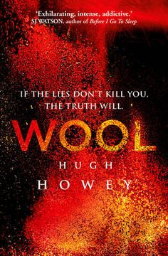Wool - Hugh Howey - If you enjoyed Hunger Games you will also LOVE this book!  A real page turner.