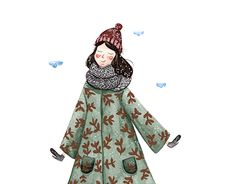 First day of Spring with snow by Corina Dragan