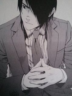 FANG  *As long as I got my suit and tie*