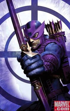 A Marvel Character that has been getting a bit more spot light thanks to the Avengers movie. I give you, Hawkeye Marvel Facts, Hq Marvel, Marvel Comics Art, Marvel Heroes, Poster Marvel, Mundo Marvel, Clint Barton, Comic Book Characters, Comic Character