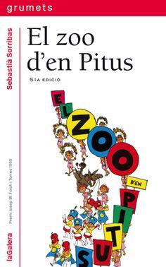 """+9 """"El zoo de Pitus"""" El Zoo de Pitus es un canto a la amistad, a la colaboración, a la fe y al entusiasmo, a través de la acción de un grupo de chavales del barrio de Pitus, que monta un auténtico zoo (con tigre incluido) para que el amigo enfermo se pueda pagar el tratamiento en Suiza."""