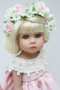 Hayley, Key To My Heart Doll by Linda Rick